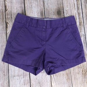 J. Crew | Chino Broken-In | Purple | 00